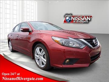 2016 Nissan Altima for sale in Madison, TN
