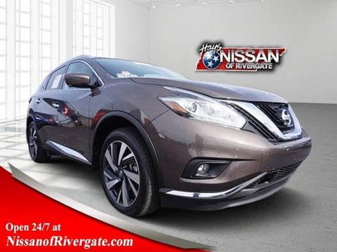 2016 Nissan Murano for sale in Madison, TN
