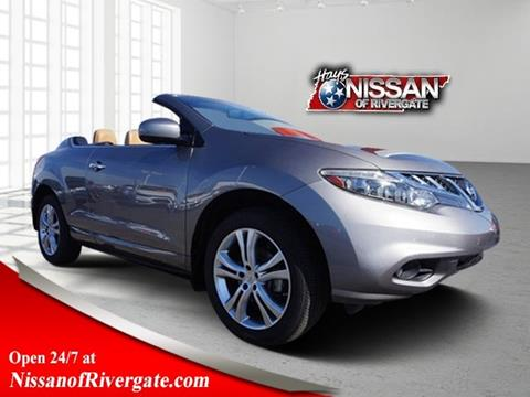2011 Nissan Murano CrossCabriolet for sale in Madison, TN