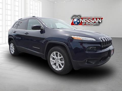 2015 Jeep Cherokee for sale in Madison, TN