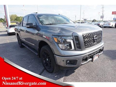 2019 Nissan Titan for sale in Madison, TN