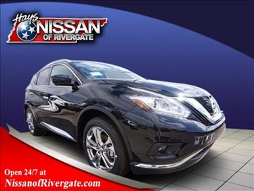 2017 Nissan Murano for sale in Madison, TN