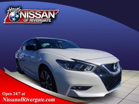2017 Nissan Maxima for sale in Madison, TN