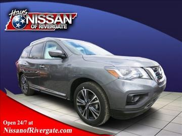 2017 Nissan Pathfinder for sale in Madison, TN