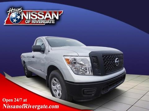 2017 Nissan Titan for sale in Madison, TN