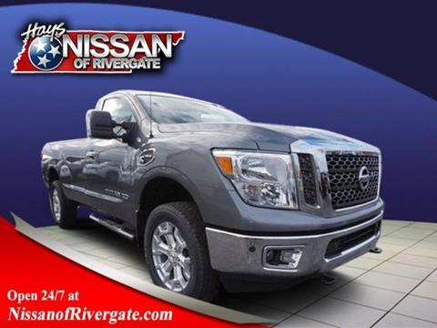 2017 Nissan Titan XD for sale in Madison, TN