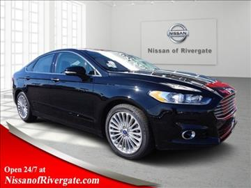 2016 Ford Fusion for sale in Madison, TN