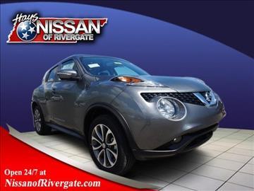 2017 Nissan JUKE for sale in Madison, TN