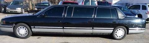 1999 Cadillac Deville Professional for sale in Rochester, NY
