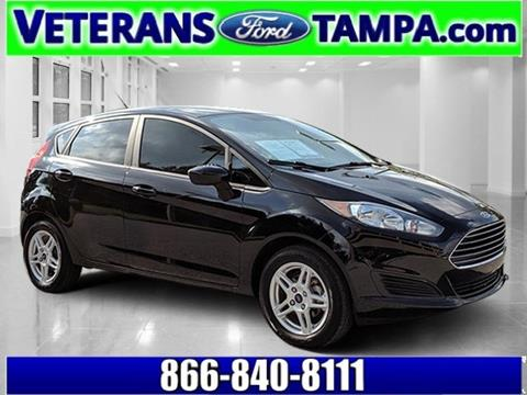 2018 Ford Fiesta for sale in Tampa, FL