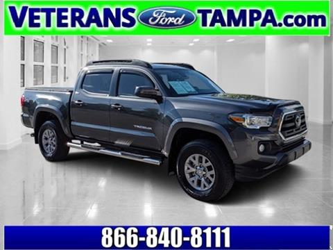 2018 Toyota Tacoma for sale in Tampa, FL