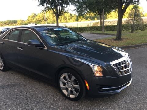 2016 Cadillac ATS for sale in Tampa, FL