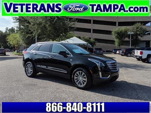 2017 Cadillac XT5 for sale in Tampa, FL