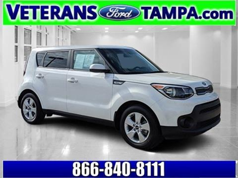 2018 Kia Soul for sale in Tampa, FL