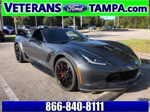 2018 Chevrolet Corvette for sale in Tampa, FL