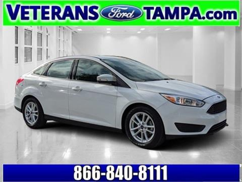 2016 Ford Focus for sale in Tampa, FL