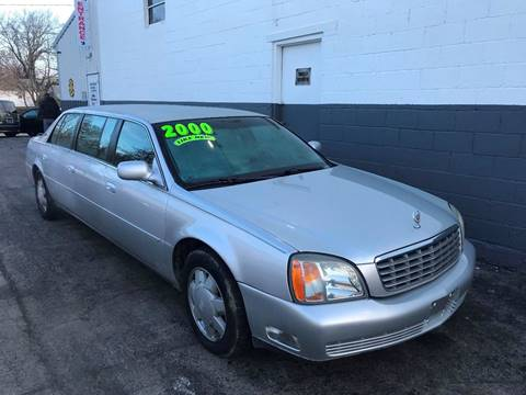 2000 Cadillac Deville Professional for sale in Buffalo, NY
