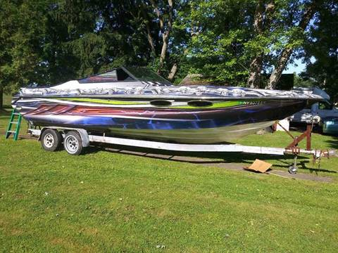 1987 Chaparral 30 Villain for sale in Buffalo, NY