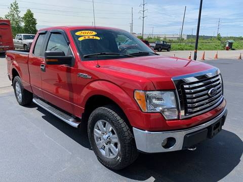 2010 Ford F-150 for sale in Buffalo, NY