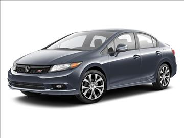 2012 Honda Civic for sale in Rockaway, NJ