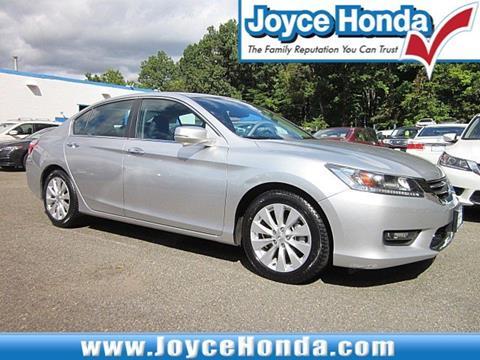 2014 Honda Accord for sale in Rockaway, NJ