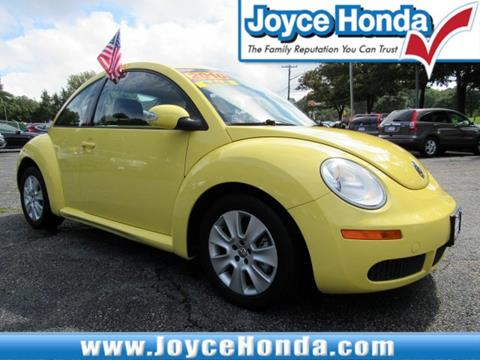 2010 Volkswagen New Beetle For Sale In Rockaway, NJ