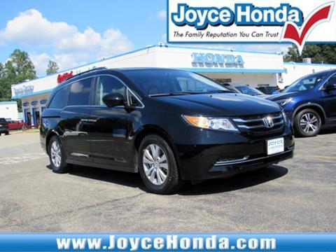 2017 Honda Odyssey for sale in Rockaway, NJ