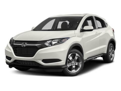 2017 Honda HR-V LX for sale at Grecco Quality Used Cars in Rockaway NJ