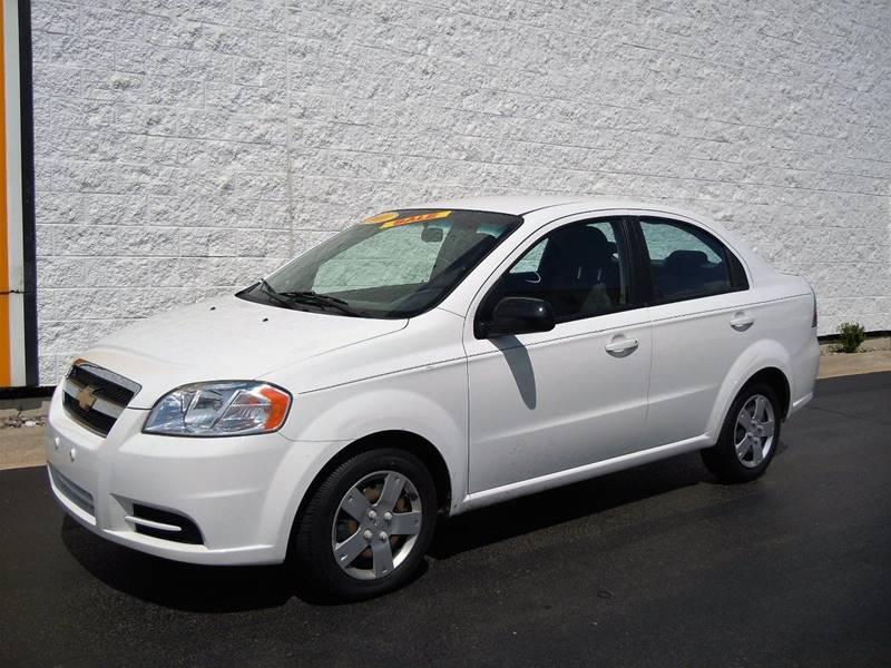 2010 Chevrolet Aveo LT 4dr Sedan w/1LT - Bourbonnais IL