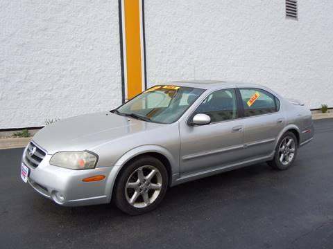 2003 Nissan Maxima for sale in Bourbonnais, IL
