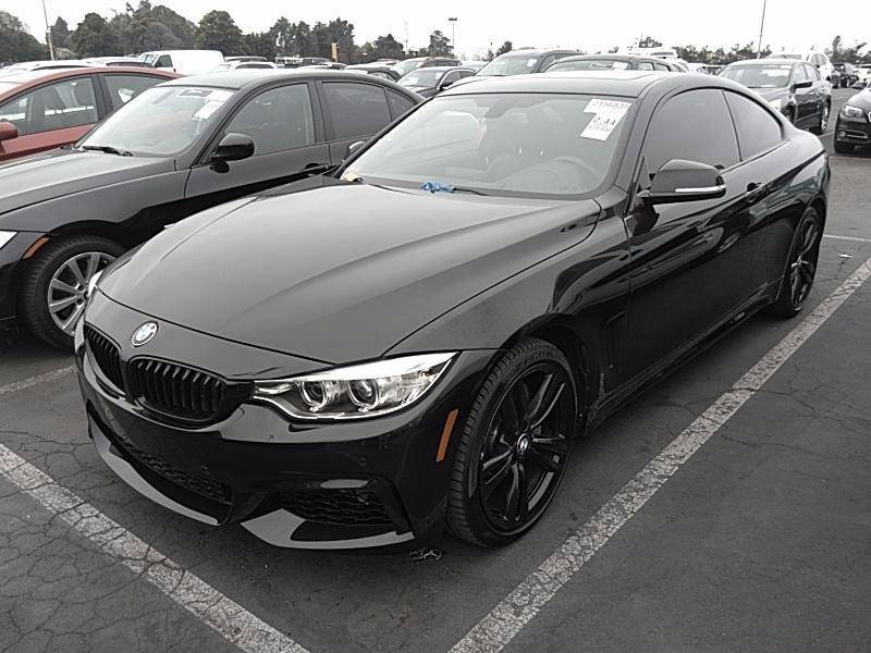 2014 Bmw 4 Series AWD 435i XDrive 2dr Coupe In Martinez CA