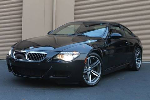 2009 BMW M6 for sale in Martinez, CA