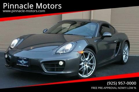 2014 Porsche Cayman for sale in Martinez, CA