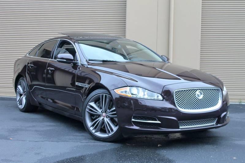 Jaguar Xj Supersport Dr Sedan In Martinez CA Pinnacle Motors - 2011 jaguar xj supersport