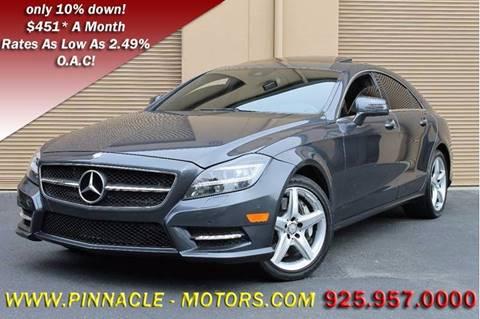 2013 Mercedes-Benz CLS for sale in Martinez, CA
