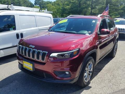 2019 Jeep Cherokee for sale in Greenvale, NY