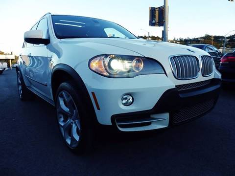 2008 BMW X5 for sale at Car House in San Mateo CA