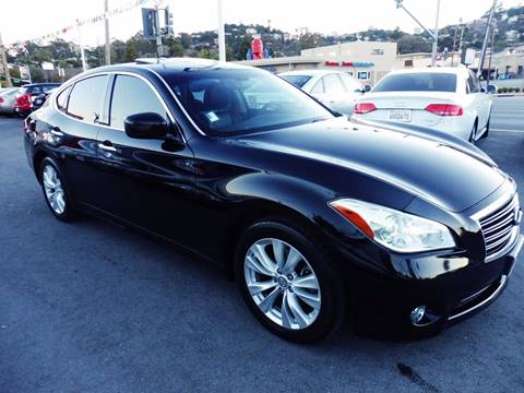 2011 Infiniti M37 for sale in San Mateo, CA
