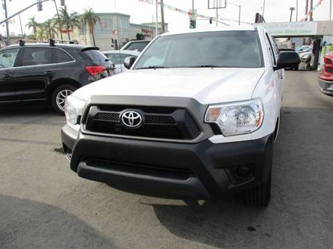 2015 Toyota Tacoma for sale at Car House in San Mateo CA