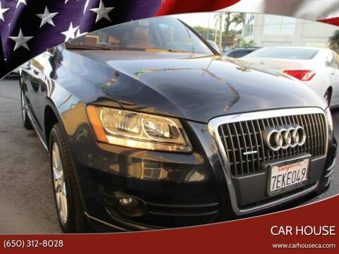 2012 Audi Q5 for sale at Car House in San Mateo CA
