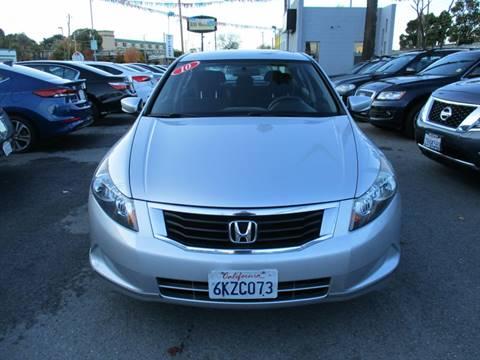 2010 Honda Accord for sale in San Mateo, CA