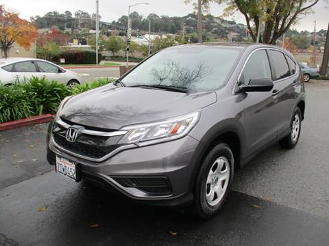 2016 Honda CR-V for sale at Car House in San Mateo CA