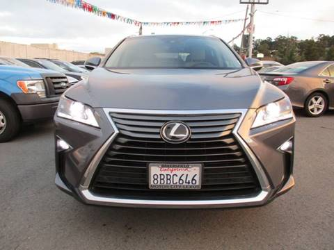 2017 Lexus RX 350 for sale at Car House in San Mateo CA