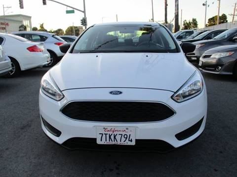 2016 Ford Focus for sale at Car House in San Mateo CA