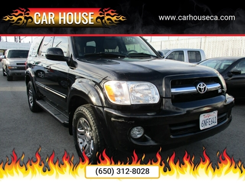 2006 Toyota Sequoia for sale at Car House in San Mateo CA