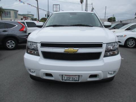2013 Chevrolet Suburban for sale at Car House in San Mateo CA