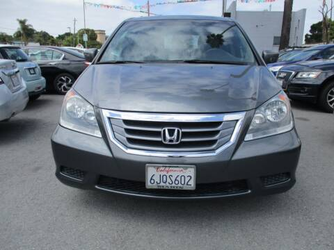2010 Honda Odyssey for sale at Car House in San Mateo CA