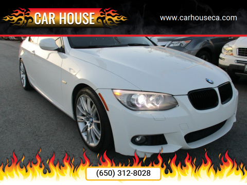 2011 BMW 3 Series for sale at Car House in San Mateo CA