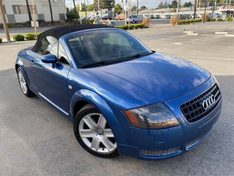 2004 Audi TT for sale at Car House in San Mateo CA