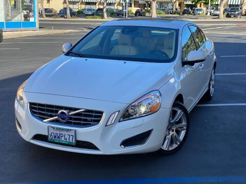 2012 Volvo S60 for sale at Car House in San Mateo CA